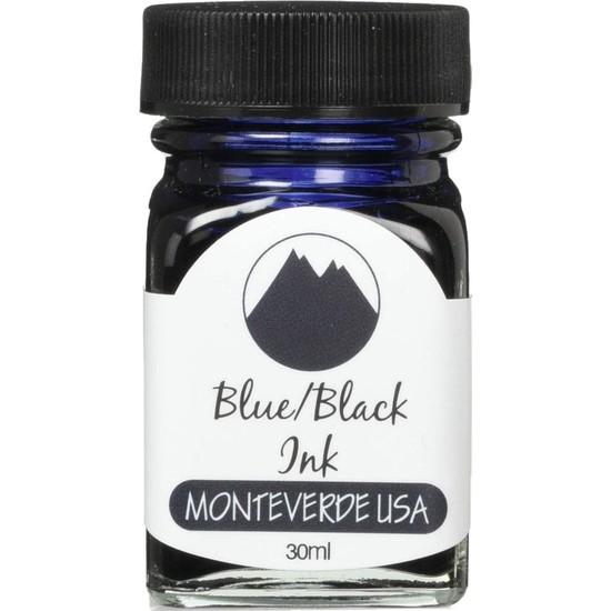 Monteverde G309BB Şişe Mürekkep 30 ml Blue Black