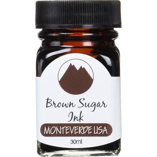 Monteverde G309BS Şişe Mürekkep 30 ml Brown Sugar