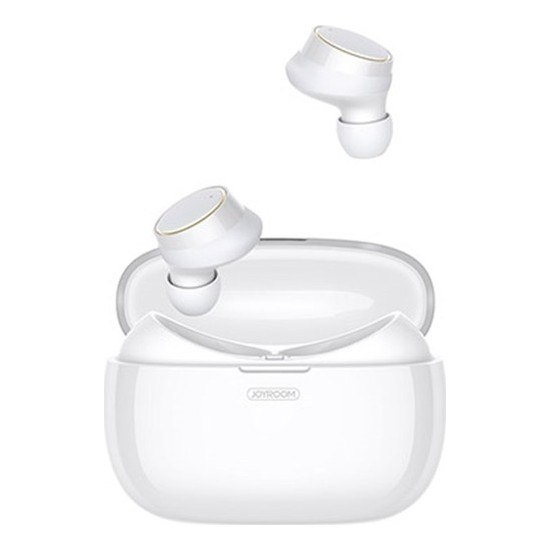 Joyroom JR-T05 Kablosuz Bluetooth Kulaklık Beyaz