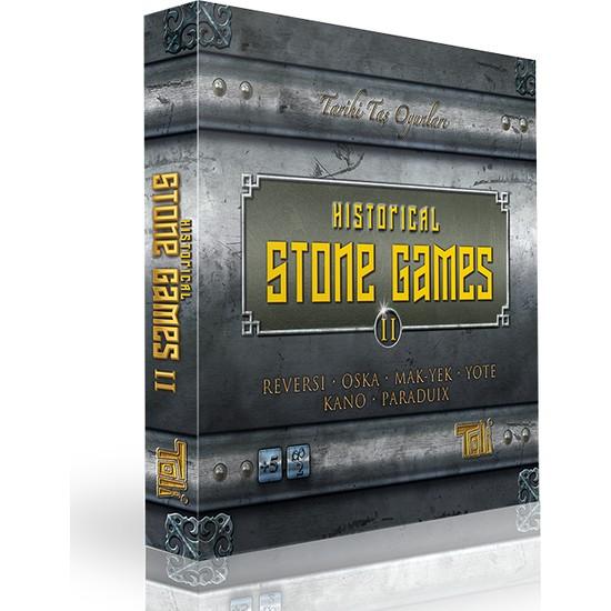 Toli Games Historical Stone Games-2 (Tarihi Taş Zeka Oyunu)