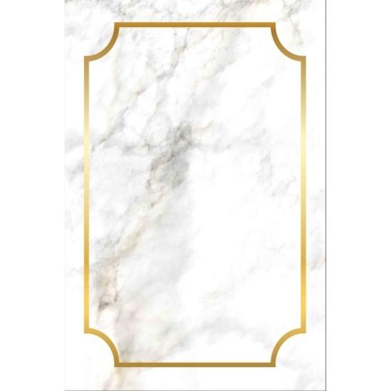 Soley Mermer 03 Djt 40 x 60 cm Banyo Paspası 0422 03