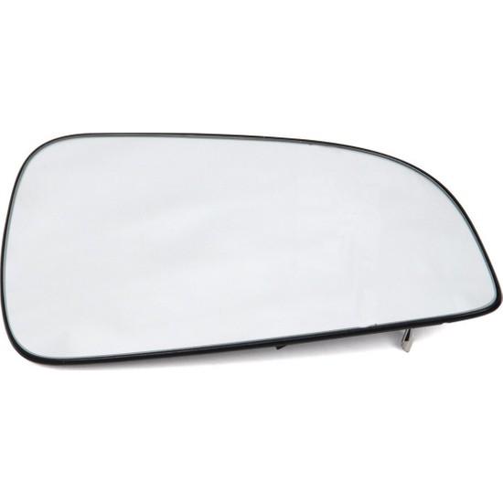 Yedekparçabudurr Opel Astra H Sağ Dış Dikiz Ayna Camı Geniş Acılı