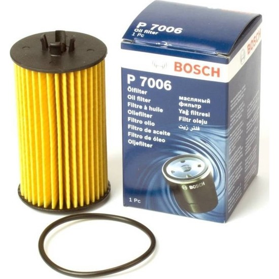 Bosch Opel Astra H Z14Xep Z16Xer A16Xer Yağ Filtresi