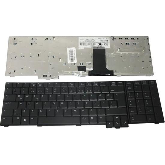 Tochi HP Elitebook 8730w HP Elitebook 8730p Notebook Tuş Takımı