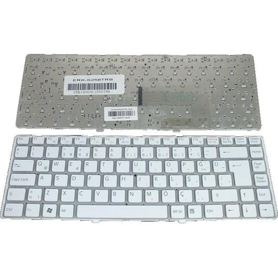 Tochi Sony 9JN0U82A01 53010Dj44-203-G Notebook Tuş Takımı
