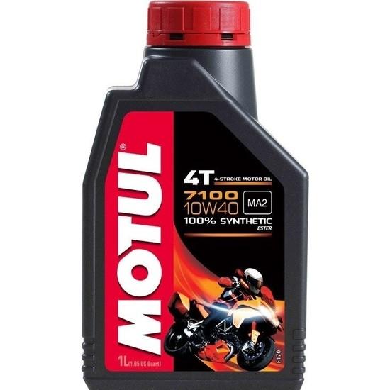 Motul Motor Yağı Motul 7100 10W40 4T 1Lt