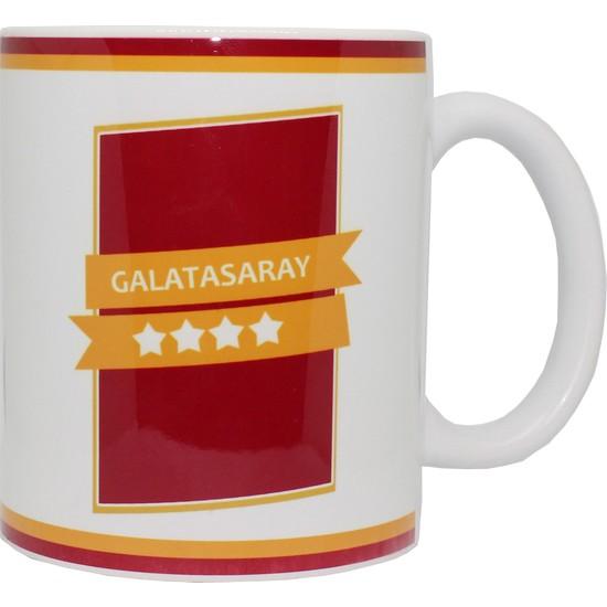 Torka Galatasaray Yazılı Kupa Bardak