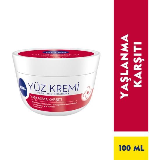 Nivea Yaşlanma Karşıtı Yüz Kremi 100 ml
