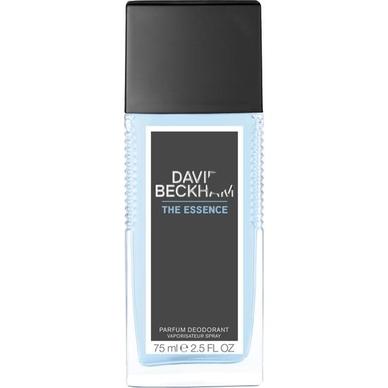 David Beckham The Essence Deo Erkek Natural Spray 75 Ml