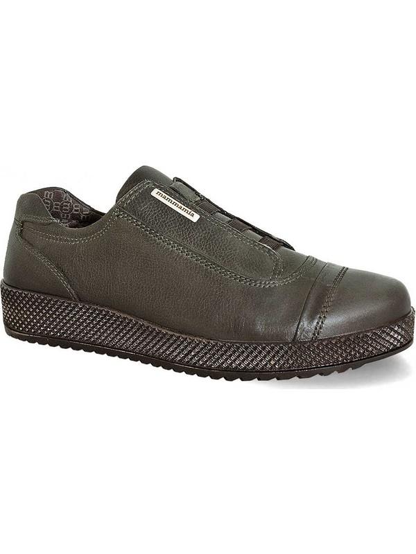 Mammamia D19Ka-405 Kadın Ayakkabı Haki