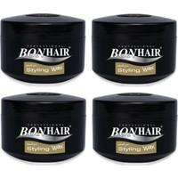 Bonhair Styling Wax 140 ml 4'lü