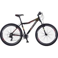 "Antaeus Dağ Bisikleti Sb100 27,5 V 18"" Siyah - Kırmızı - Yeşil"