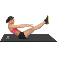 Cosfer 10 mm Pilates ve Yoga Minderi Siyah