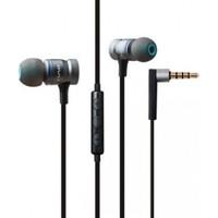 Awei ES-70TY Mikrofonlu Metal Kulaklık Gri