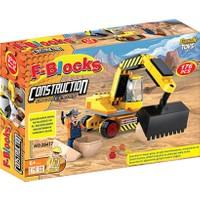 Furkan Toys F-Blocks Inşaat LEGO Seti 176 Parça