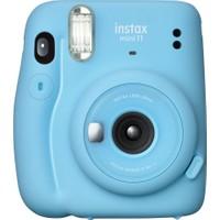 Fujifilm Instax Mini 11 Mavi Fotoğraf Makinesi