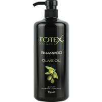 Totex Shampoo Olıve Oil 750 ml - Zeytinyağlı Bakım Şampuanı - Kuru Saçlar