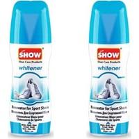 Show Spor Ayakkabı Boyası 75 gr Beyaz x 2 Adet