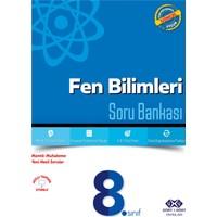 Dört Çarpı Dört Yayınevi 8.Sınıf Fen Bilimleri Soru Bankası