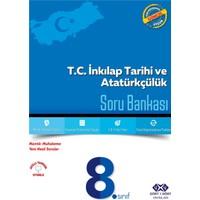 Dört Çarpı Dört Yayınevi 8. Sınıf T.c. Inkilap Tarihi ve Atatürkçülük Soru Bankası