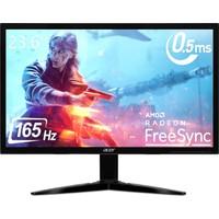 "Acer KG241QS 23.6"" 165Hz 1ms (HDMI+Display) FreeSync Full HD Monitör UM.UX1EE.S01"
