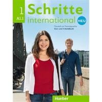 Schritte International 1 Neu A1.1 Deutsch Als Fremdsprache Kurs Und Arbeitsbuch + CD