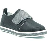 Park Moda Kadın Günlük Ayakkabı 54-200 Siyah.Cilt