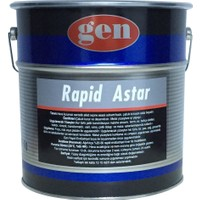 Gen Rapid Endüstiyel Astar 3 kg Kırmızı