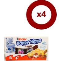 Kinder Happy Hippo x 4 Adet