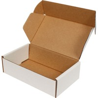 Kolici Beyaz E-Ticaret Kargo Kutusu 16 x 8 x 3 cm 25'li