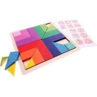 Joyce Toys Harika Desenler Ahşap Tetris
