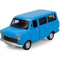 Birlik Oyuncak Metal Çek-Bırak Havalı Korna Ford Minibüs