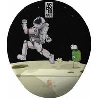 GameBoss Astronot Space Bilek Destekli Tasarım Mouse Pad