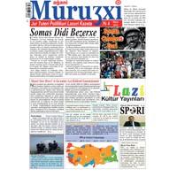 Ağani Muruʒxi Lazca Gazete 4. Sayı