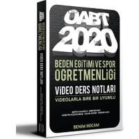 Benim Hocam2020 ÖABT Beden Eğitimi Ve Spor Öğretmenliği Video Ders Notları