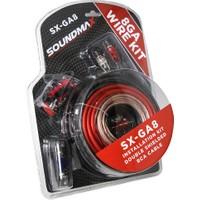 Soundmax Oto Anfi Kablo Seti Sx-Ga8