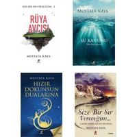 Mustafa Kaya Hızır Dokunsun Seti - 4 Kitap