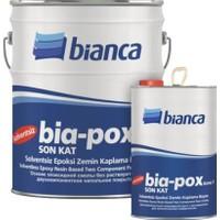 Bianca Bia-Pox Solventsiz Epoksi Zemin Kaplama Boyası 2,5 kg Beyaz