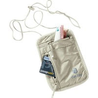 Deuter Security Wallet I Cüzdan Sand