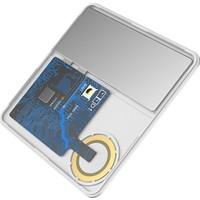 Baseus Intelligent T1 Cardtype Gps Akıllı Takip Cihaz Bulucu Zlfdqt1-02