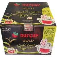 Nurçay Demlik Gold 60 x 15 gr