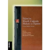 İslamıIn Klasik Çağında Hukuk Ve Eğitim