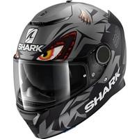 Shark Spartan 1.2 Lorenzo Mat Kapalı Kask