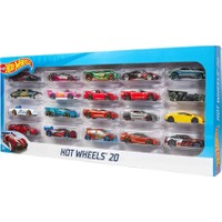 Hot Wheels 20'li Araba Seti