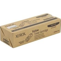 Xerox Phaser 6125N Sarı Toner