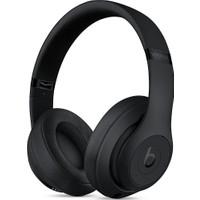 Beats Studio3 Wireless Kulak Çevresi Kulaklık - Mat Siyah - MX3X2EE/A