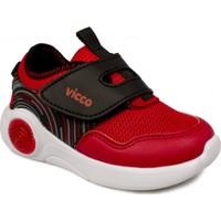 Vicco 346.b20Y213 Bebe Phylon Işıklı Kırmızı Çocuk Spor Ayakkabı