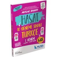 Muba Yayınları LGS 8.Sınıf 1.Dönem Hasat Türkçe 10 Deneme Sınavı