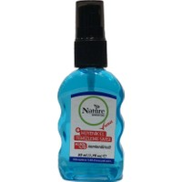Nature Genarations Ipek Naturel Susuz Hijyenik El Temizleme Sıvısı %70 Alkol Nemlendiricili 50 ml
