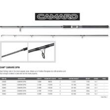 Dam Camaro 5 - 25 gr 180 cm Parçalı Spin Kamışı